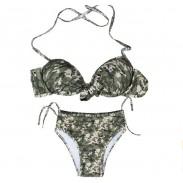 Innovation Camouflage Swimsuit Sexy Athlete Bikini Swimwear Bathingsuit