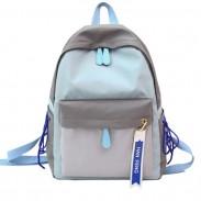 Sac d'école frais Grand sac à dos Oxford Student Girl imperméable