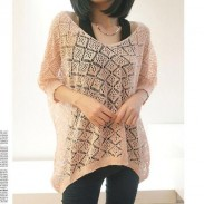 Sexy Significantly Hollow Out Pullover Knit Sweater