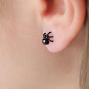 Mini cool araignée Boucles Goujons