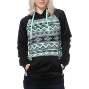 New Girls' Embroidery Raglan Sleeve T-Shirt Pullover Hoodie Sweater