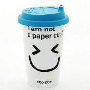 Creative Gift Letter Candy Color Ceramic Coffee Cup