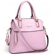 Glissière de forme de coquille de mode d'unité centrale colorée sac à main sac à bandoulière loisirs femme