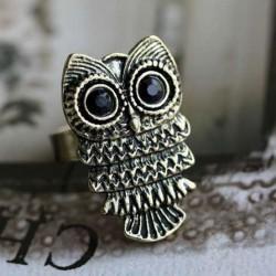 Mignon nouvel Accessoire Owl Anneau
