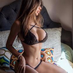 Sexy Lace Black Cross Underwear Sling Bra Set Women Intimate Lingerie