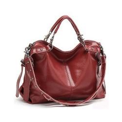 Mode Rivet Casual cuir Sac bandoulière & sac à main