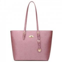 Rétro Broderie Femmes Simple Impression Cartable Sac Fourre-tout Des sacs Sac à main