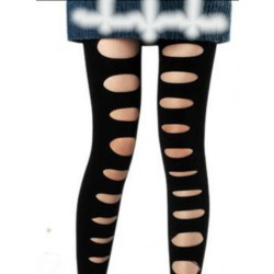 New Punk Style Hole Leggings/Pantyhose