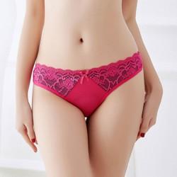 Lingerie sexy de sous-vêtements en dentelle super doux pour femmes