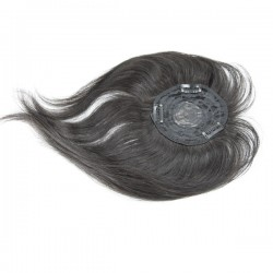 Straight Virgin Human Hair 8 Inch Lace Closure
