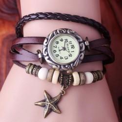 Romantique Etoile Tisser Bracelet Regardez