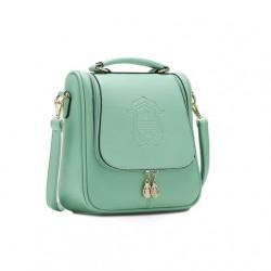 Frais solide épaule en relief Bouclier multifonction Sac Messenger Bag Sac à dos