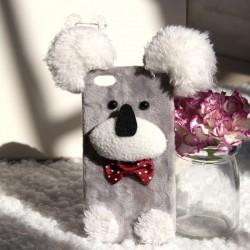 Mignon M Koala Dessin animé Peluche IPhone 5 / 5s / 6 / 6s Cas