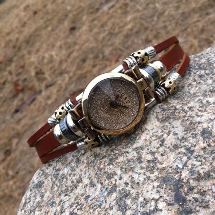 Brillant Origine Pièces Bracelet de Diamant Regardez