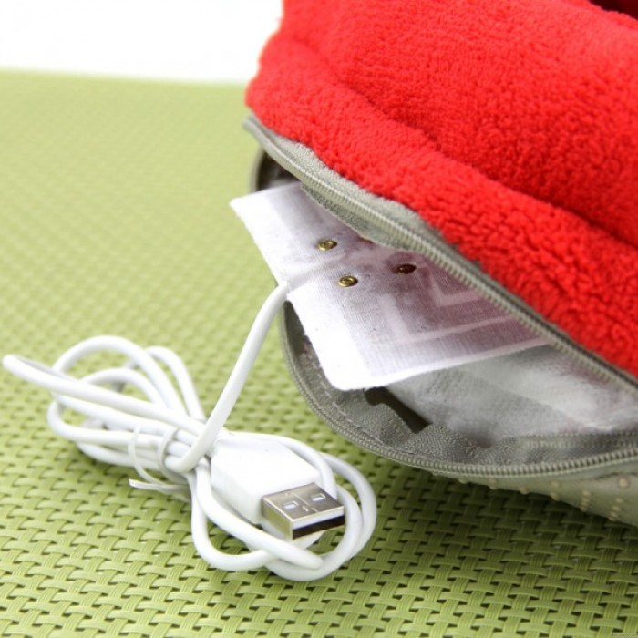 Perfect Gift For Her-Crab USB Heating Shoes Warmer