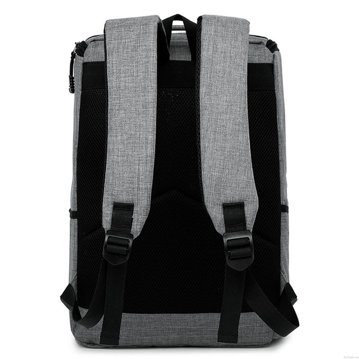 Mode Double boucle sac d'école sac à dos étanche Oxford grande capacité ordinateur étudiant sac à dos