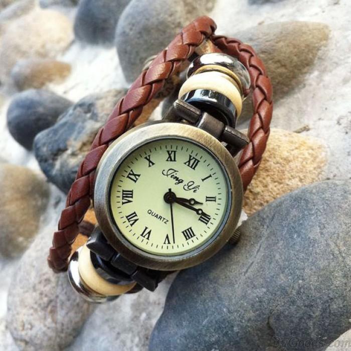 Retro Rope Handmade Bracelet Watch
