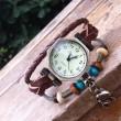 Reloj de pulsera de perrito cuadrado de moda