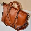 Moda brillante del viajero del bolso y bolsa de hombro