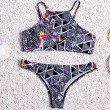 Triángulo Sexy Bikini Set traje de baño push-up Beach trajes de baño para mujer