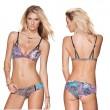 Conjunto de Bikini de impresión de anacardo traje de baño traje de baño de playa traje de baño