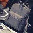 Mochila helada retro del patrón geométrico Ocio mochila simple de la escuela