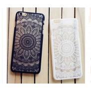 Funda floral de encaje Vintage Iphone 6 S Plus