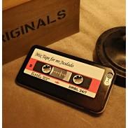 Cubierta creativa única de la caja de Iphone 6 S Plus de la cinta