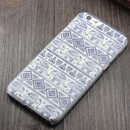 Funda Iphone 5s / 6 Plus con elefante clásico