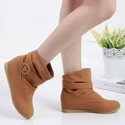 Zapatillas elevadoras dulces / Martin Boots / Knight Boots