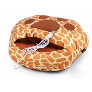Pinza de leopardo USB Calentador de zapatos / calentador de manos