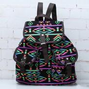 Las mochilas patrón nacional del estilo de tótem