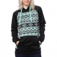 Nuevo Camiseta con manga raglán con bordado para niñas Sudadera con capucha y suéter