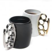 Taza creativa de regalo de personalidad de boxeo de cerámica taza