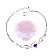 Angel Wings Lover Silver Bracelet