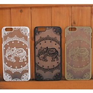 Elefante lindo Iphone 6 S Plus funda