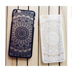 Funda floral de encaje Vintage Iphone 6 S Plus