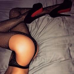 Pantalones sexy Malla Stocks Perforación Abierta Mujeres Medias