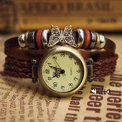 Bohemian Retro Leisure Rope Bracelet Watch