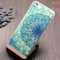 Totem Folk Fresh Iphone 5 / 5s / 6 / 6s Funda