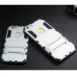 Estuche rígido de gel de sílice de la serie Iron Man Stealth para Iphone 5 / 5S / 6 / 6Plus