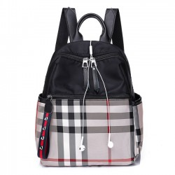 Ocio multifunción bolsa de escuela escocesa mochila escolar de Oxford