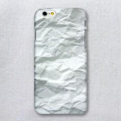 Funda de Iphone 6 / 6s de papel blanco cóncavo convexo creativo