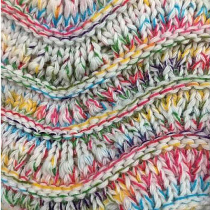 Manta tejida de la cola de la sirena de la armadura hueco para la manta multicolora adulta