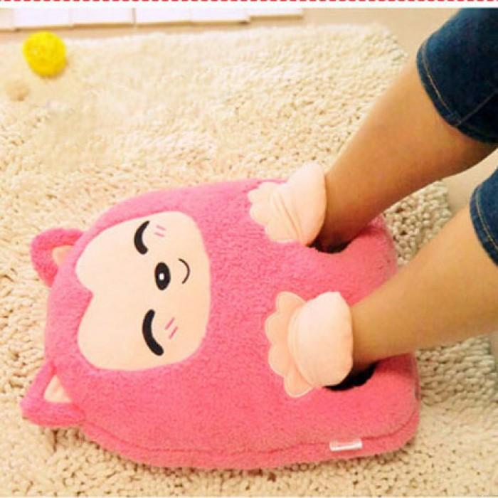 Cute Gift For Her-Cute Fox USB Shoes Warmer