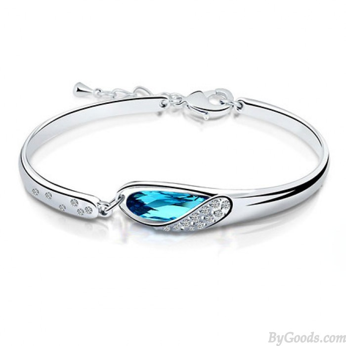 Mode Kristall Strass Armband