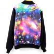 Mode-Stil Persönlichkeit Universum Star Jacket & Pullover für Liebhaber