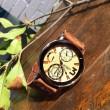 Retro Handgemachtes Männer Handgelenk Uhr