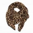 Mode Leopard Drucken Unendlichkeit Schal