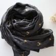 Warm sided Vergoldet Deere Baumwolle Schal
